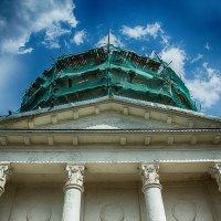 Восстановленный храм :: Сергей Дубинин