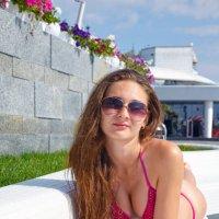 летние деньки :: Надежда Кульбацкая