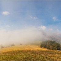 / Когда рассеялся туман .. / :: Влад Соколовский