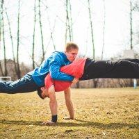 training :: Андрей Хахалов
