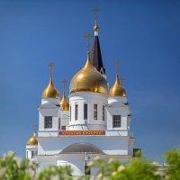 Храм Кирилла и Мефодия :: Сергей Щербатюк
