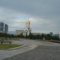 Храм Георгия Победоносца на Поклонной горе. :: Мила