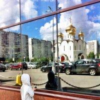 У витрины :: Ирина Бирюкова