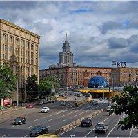 Москва. :: Алексей Пышненко