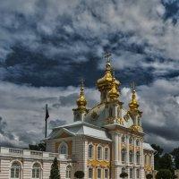 Церковный корпус :: Grigoriy AT