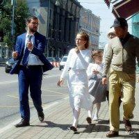 Московсая суббота на  Маросейке :: Игорь Пляскин