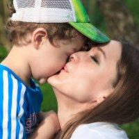 Олежка и Настя :: Anna Lipatova