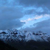 Синие горы :: Светлана Попова