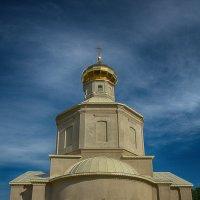 Новый храм :: Сергей Дубинин