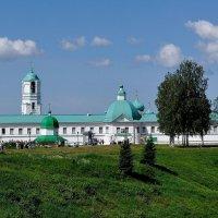 Монастырь Александра Свирского :: Natali-C C