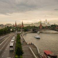 московское лето :: Влад Римский