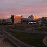 Северодвинск. Белая ночь, время 23:43, закат будет в 00:01 :: Владимир Шибинский