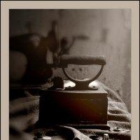 Про утюг и швейную машинку :: Ольга Мальцева