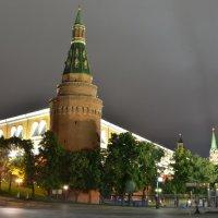 Кремль ночью :: Владимир Сороколит