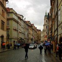 в Праге дождь :: Лана Lana