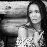 Портрет девушки :: Александр Погорелов