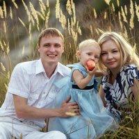 Семейная фотосессия :: Николай Земледельцев