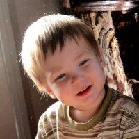 Солнечный мальчик :: Евгений
