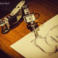 Робот-художник :: Andrey Artov