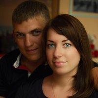 Юлия и Роман :: Yulia Svetlichnaya
