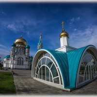Путь к храму :: Степан Бабкин