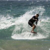 красивое море,красивый сёрфинг.... :: Павел Баз