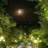 Железноводская луна :: Ekaterina Konopko