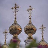 Купола над закатом! :: Андрей Чиченин