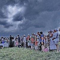 Молебен на Троицу :: Валерий Талашов