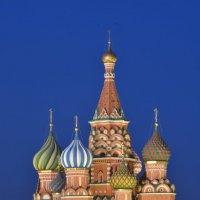 Красная площадь ночью :: Владимир Сороколит