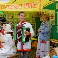 Играй гармонь :: Валерий Шибаев