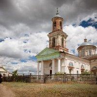 Станица Еланская...Церковь Николая Чудотворца... :: Павел K