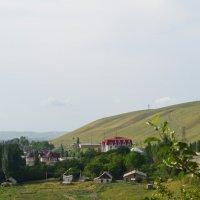 домик :: Olga Pomozova
