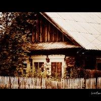 Старый дом :: Лариса Рогова
