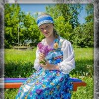 Сестрица Алёнушка :: Татьяна Титова