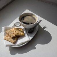 Утренний кофе :: Юлия Плотникова