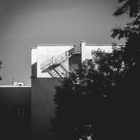 Городские тени :: Ева Вейт