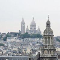 Крыши Парижа ** :: Валерий Новиков