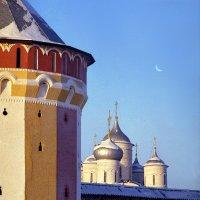 Вечер в Прилуках :: Валерий Талашов