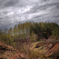 Пограничье :: Владимир Макаров