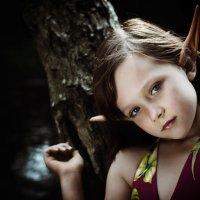 Маленькая эльфийка :: Игнат Веселов