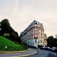 ностальгия по Парижу :: Александр Корчемный