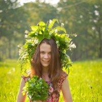 девушка-лето :: Анна Литвинцева