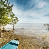 На бесконечном озере :: Сергей Один