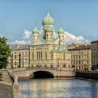 Свято-Исидоровский храм во имя Священномученика Исидора Юрьевского :: Владимир Горубин