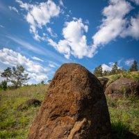 Камень Ра :: Дмитрий Шкредов