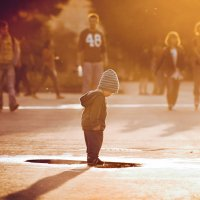 И пусть весь мир подождет... :: Алибек Абдужаббаров