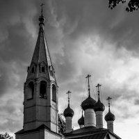 Мой Ярославль 4. Церковь Николы Рубленый(1695) :: Владимир Голиков