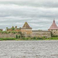 Вид на крепость Орешек :: Владимир Горубин