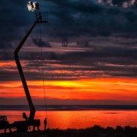 а без меня и солнце б утром не вставало... :: Егорка Козадаев
